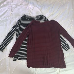*bundle* URBAN OUTFITTERS Stripped Sweaters